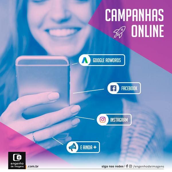 Campanhas Online
