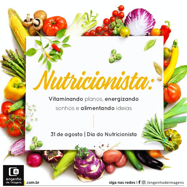 Homenagem - Dia do Nutricionista
