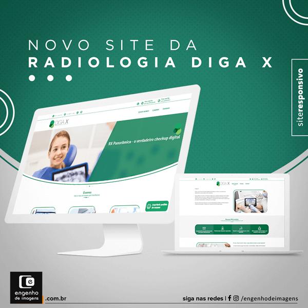 Novo Site - Radiologia Diga X