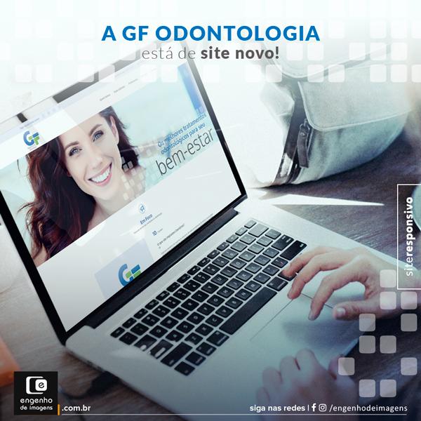 Novo Site - GF Odontologia