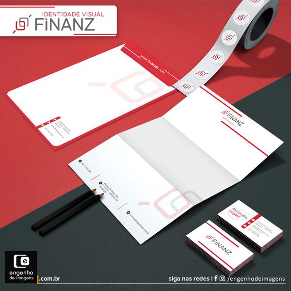 Identidade Visual - Finanz