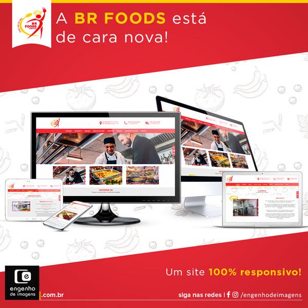 Novo Site - BR Foods
