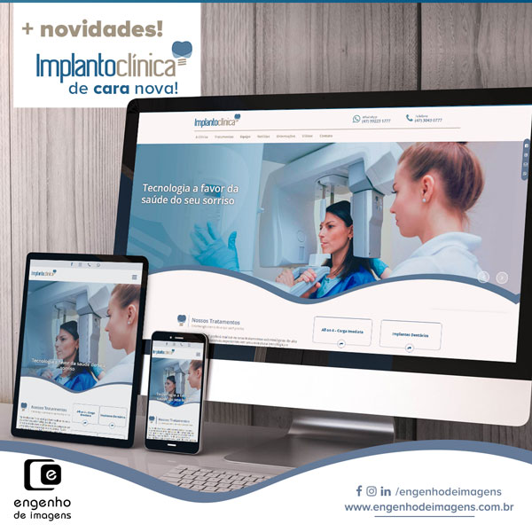 Novo Site - Implantoclínica