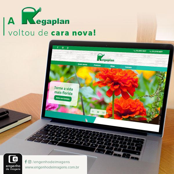 Novo Site - Regaplan