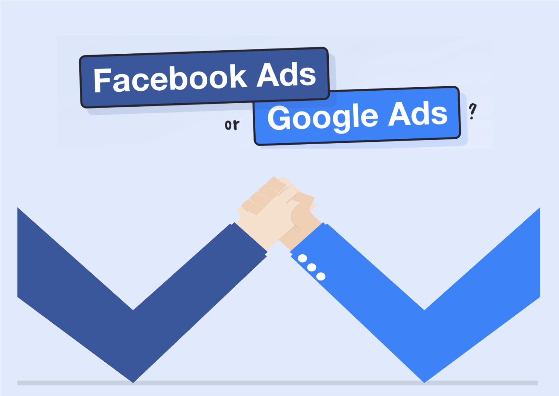 Facebook ou Google: descubra a melhor estratégia para seu negócio