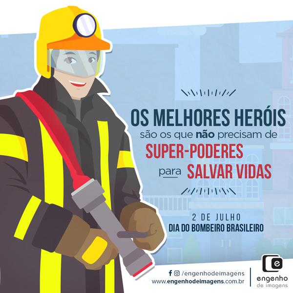 Dia do Bombeiro Brasileiro