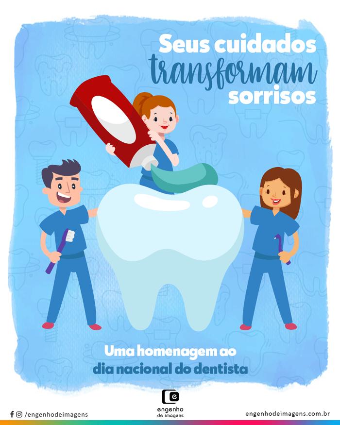 Parabéns dentistas!