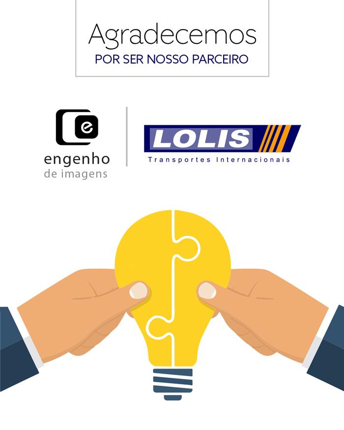 Nova parceria: Lolis Transportes Internacionais