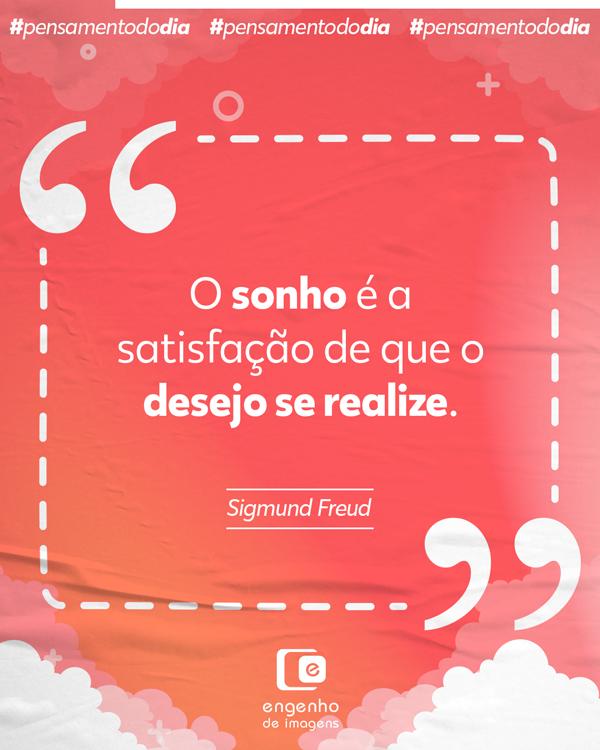 #pensamentododia: realize seus sonhos!