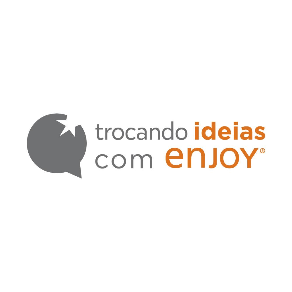 Confira o logo do novo projeto da rede hotéis Enjoy!