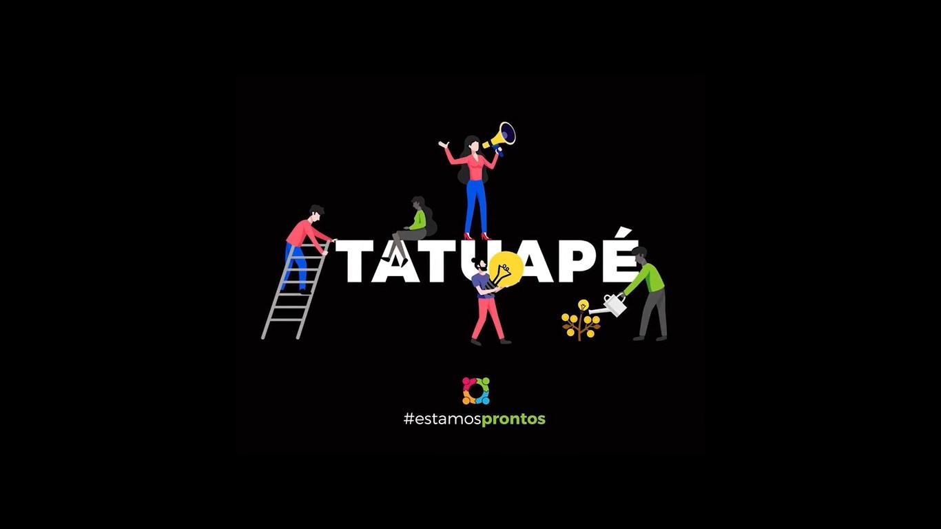 Tatuapé #estamosprontos!