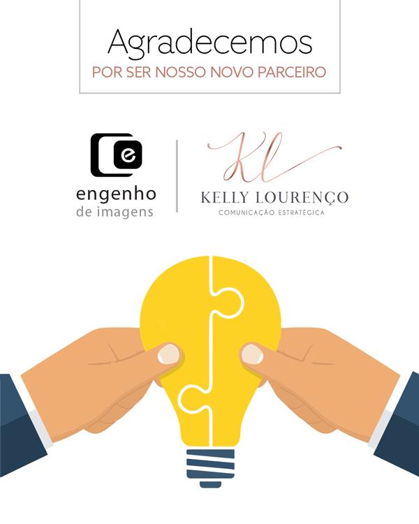 Seja bem-vinda, Kelly Lourenço!