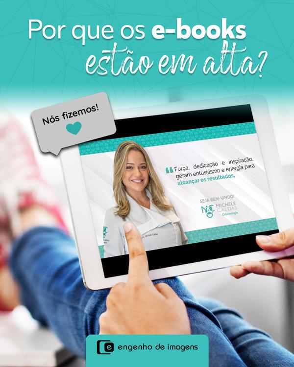 E-book personalizado para marketing digital