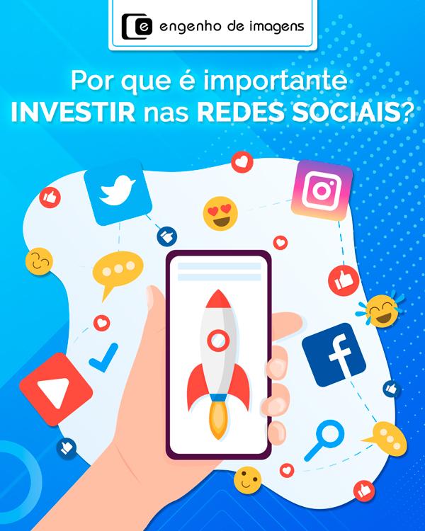 Por que é importante investir nas redes sociais?