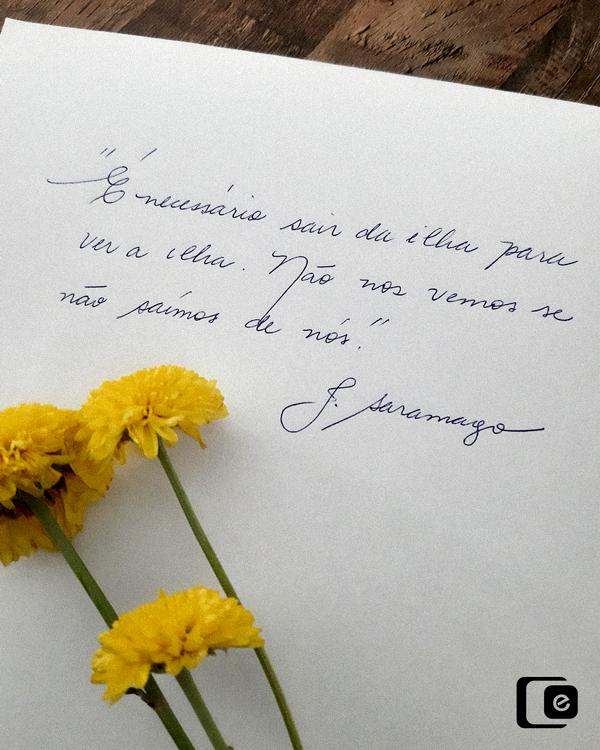 #pensamentododia: José Saramago